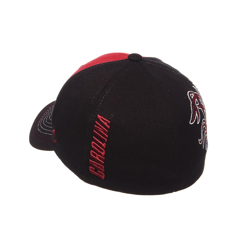 2fb03c5d608f0 ZHATS NCAA Mens Stitch NCAA Hat Zephyr Graf-X STC00-P  1540898504 ...