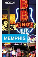 Moon Memphis (Travel Guide) Kindle Edition