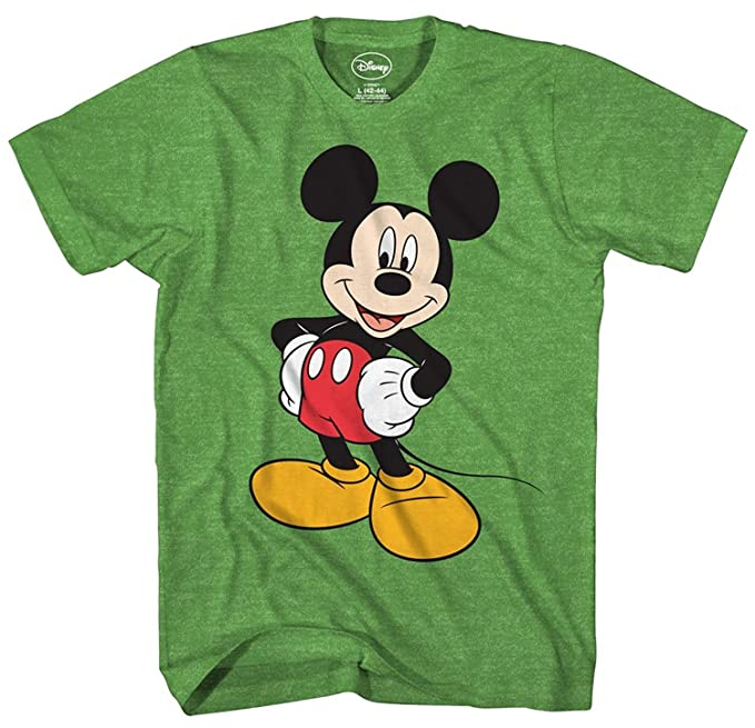 48ddc945 Mickey Mouse Disney Funny Graphic Tee Classic Vintage Disneyland World Mens Adult  T-Shirt Apparel