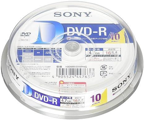 Amazon | SONY データ用DVD-R 16...