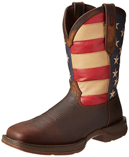 4540e6df7b5 Durango Rebel Patriotic Pull-On Western Flag Boot