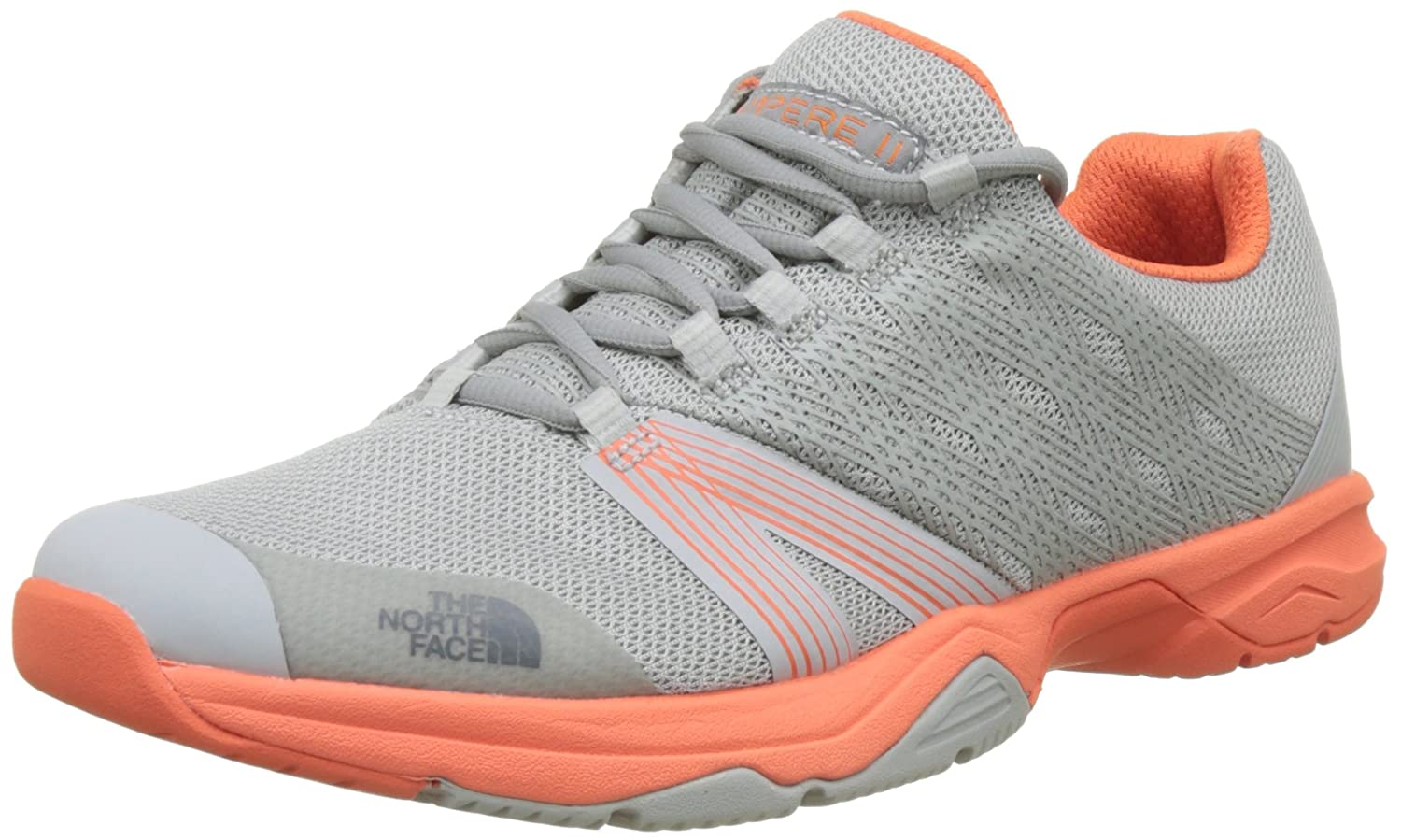 TALLA 40 EU. The North Face Litewave Ampere II, Zapatillas de Running para Mujer