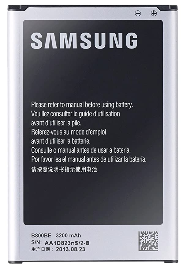 Amazon.com: Samsung Galaxy Note 3 Standard Battery: Cell Phones ...