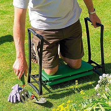 Parkland Pliante Portable Garden Repose Genoux En Mousse Genouillere