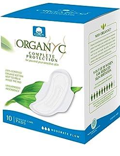 Organyc – Compresas Día con Alas en bolsa individual Organyc, ...