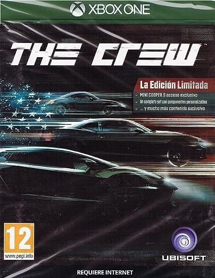 THE CREW La Edición Limitada: Amazon.es: Videojuegos