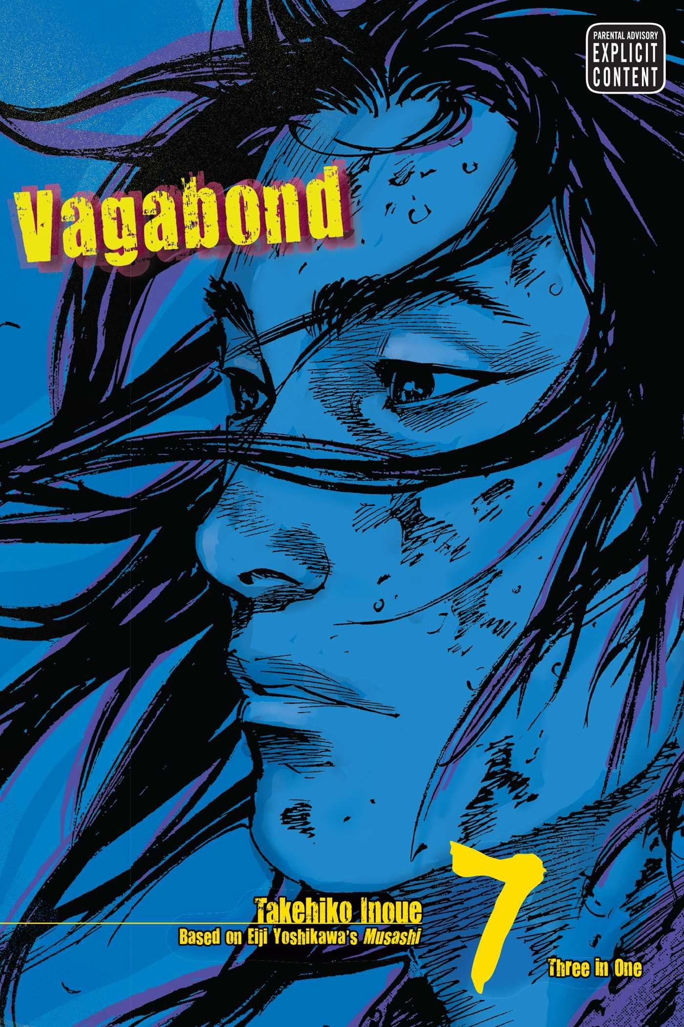 VAGABOND VIZBIG ED GN VOL 07  MR   C  1 0 1   Vagabond Vizbig Edition Band 7