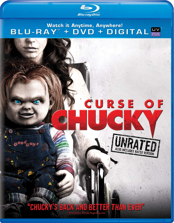 Curse of Chucky [Blu-ray] [2013] [Reino Unido]: Amazon.es: A. Martinez, Brad Dourif, Fiona Dourif, Danielle Bisutti, Brennan Elliott, Chantal Quesnelle, Maitland McConnell, Summer Howell, Don Mancini, A. Martinez, Brad Dourif, Paul Marshal,