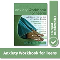 Anxiety Workbook for Teens: Activities to Help You Deal with Anxiety and Worry