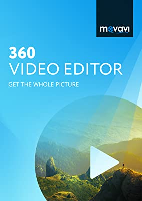 Movavi 360 Video Editor Personal Edition [Download]