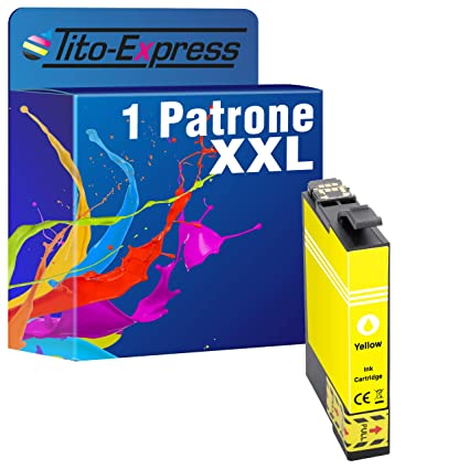 PlatinumSeries 1 Cartucho XXL Amarillo TE2994 compatible con Epson ...