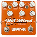 Wampler Brent Mason Hot Wired V2 Signature Overdrive Distortion Pedal