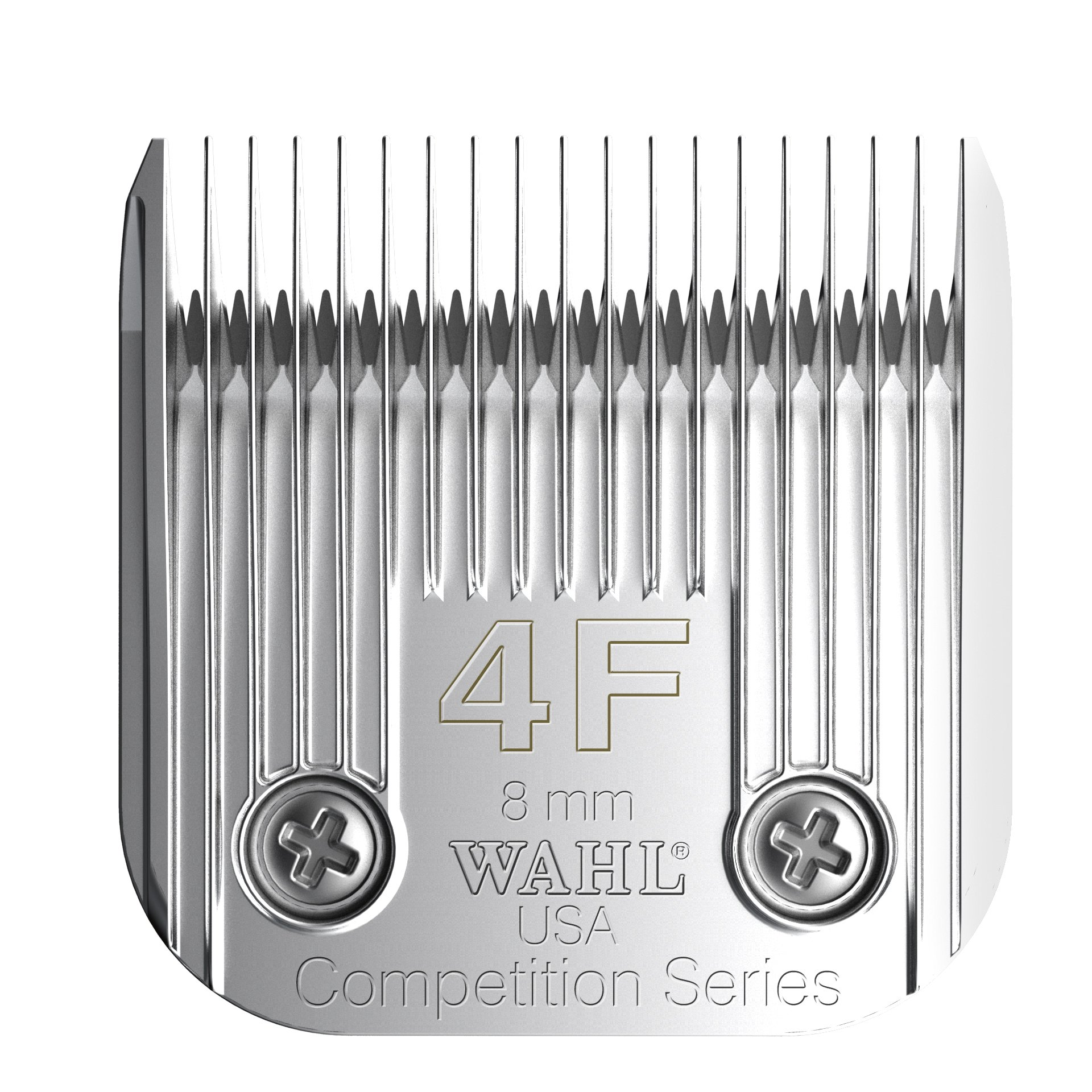 Wahl Professional Animal #4F Extra Full Coarse Competition Series Detachable Blade with 5/16-Inch Cut Length (#2375-100) by Wahl Professional Animal