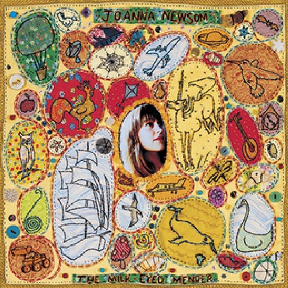 Cassette : Joanna Newsom - Milk-eyed (Cassette)