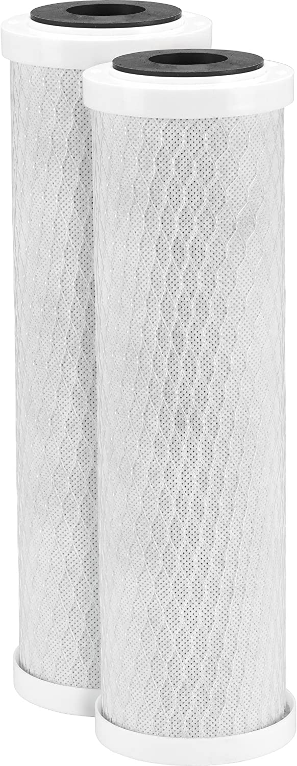 GE FX12P White Reverse Osmosis Replacement Filter Set $25.10 Coupon