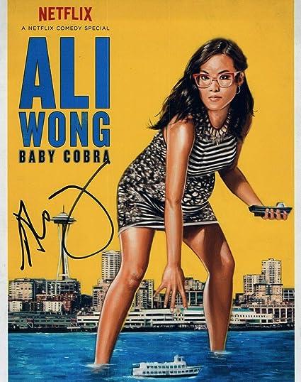 Amazon.com: Ali Wong Signed Autographed 8x10 Photo BABY ...