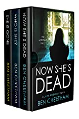 The Jack Anderson Series Books 1-3: The Jack Anderson Series Box Set Kindle Edition