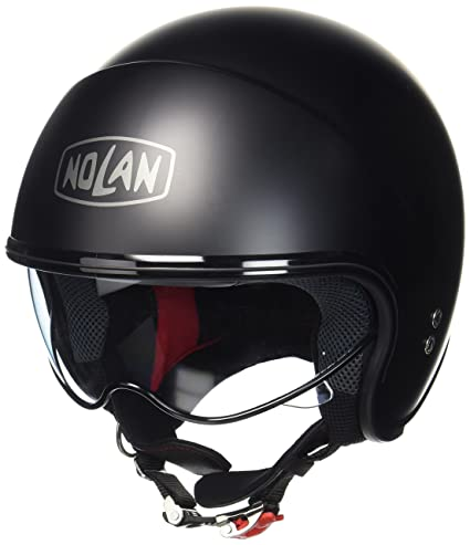 413f880c Amazon.com: Nolan N21 VISOR JOIE DE VIVRE Matte Black Helmet size 2X-Large:  Automotive