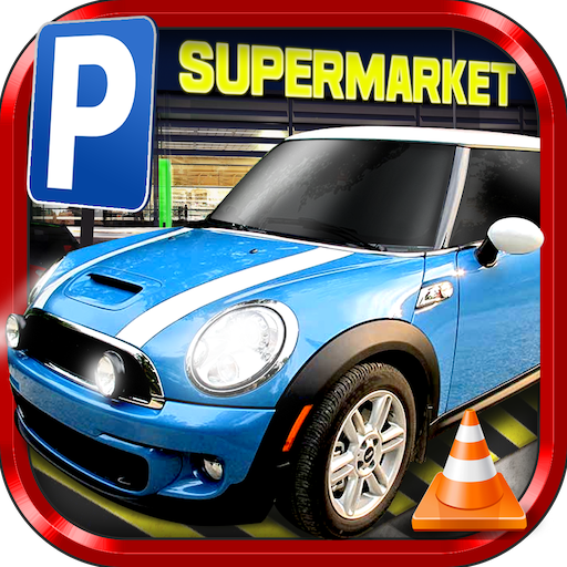 3D Car Parking Simulator Game - Real Limo and Monster Truck Driving Test Park Racing Games - Mirror Shopping App