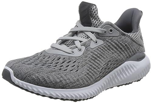 the best attitude 8af11 f3449 adidas Unisex Kids' Alphabounce Em J Fitness Shoes: Amazon ...