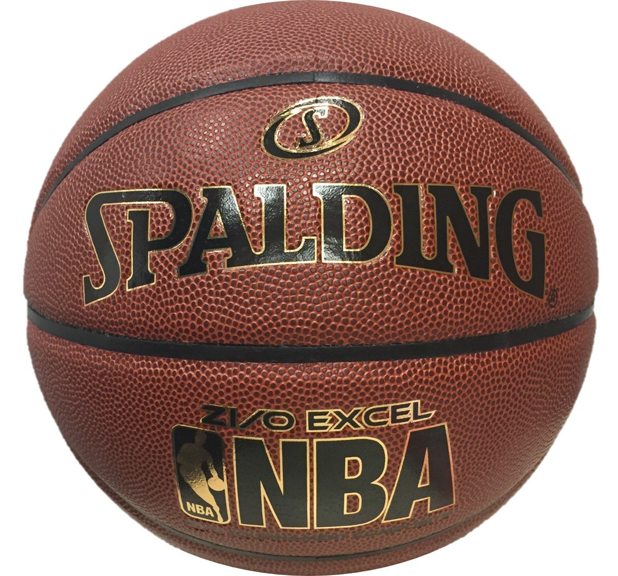 Official Size 7 29.5 Spalding Zi//O Excel Tournament Basketball