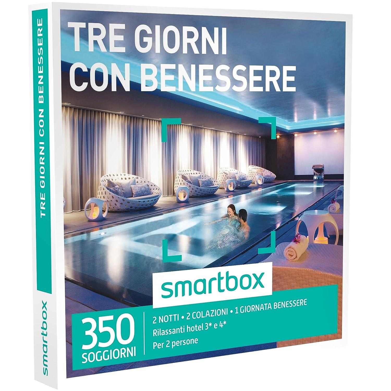 Smartbox - Cofanetto Regalo - SOGGIORNO BENESSERE - 215 soggiorni ...