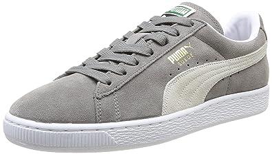 Puma Suede Grau
