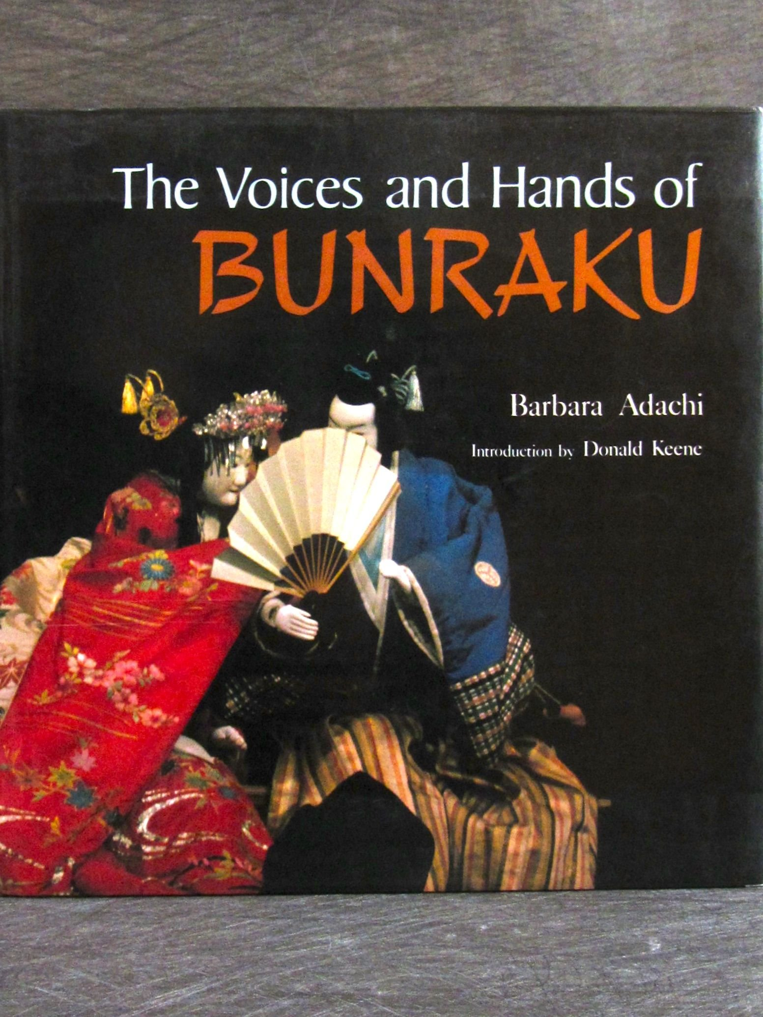 Voices and Hands of Bunraku