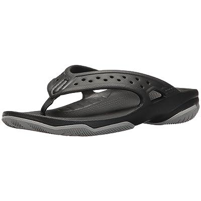 Crocs Men's Swiftwater Deck Flip | Sandals