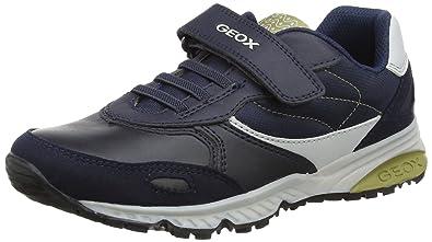 Geox Jungen J Bernie A Sneaker
