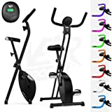 Folding Magnetic Exercise Bike X-Bike Fitness Cardio Workout Weight Loss Machine
