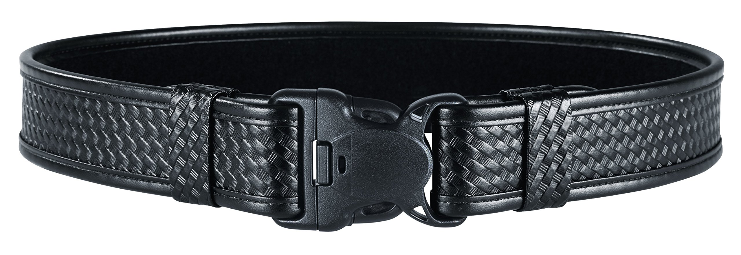Bianchi 7980 BSK Black Duty Belt (Medium, 34-40)