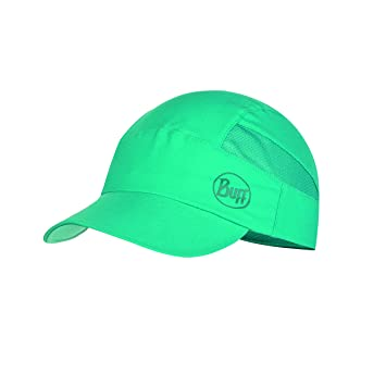 Buff Solid Gorra Pack Trek, Unisex Adulto, Deep Sea Green, Talla única: Amazon.es: Deportes y aire libre