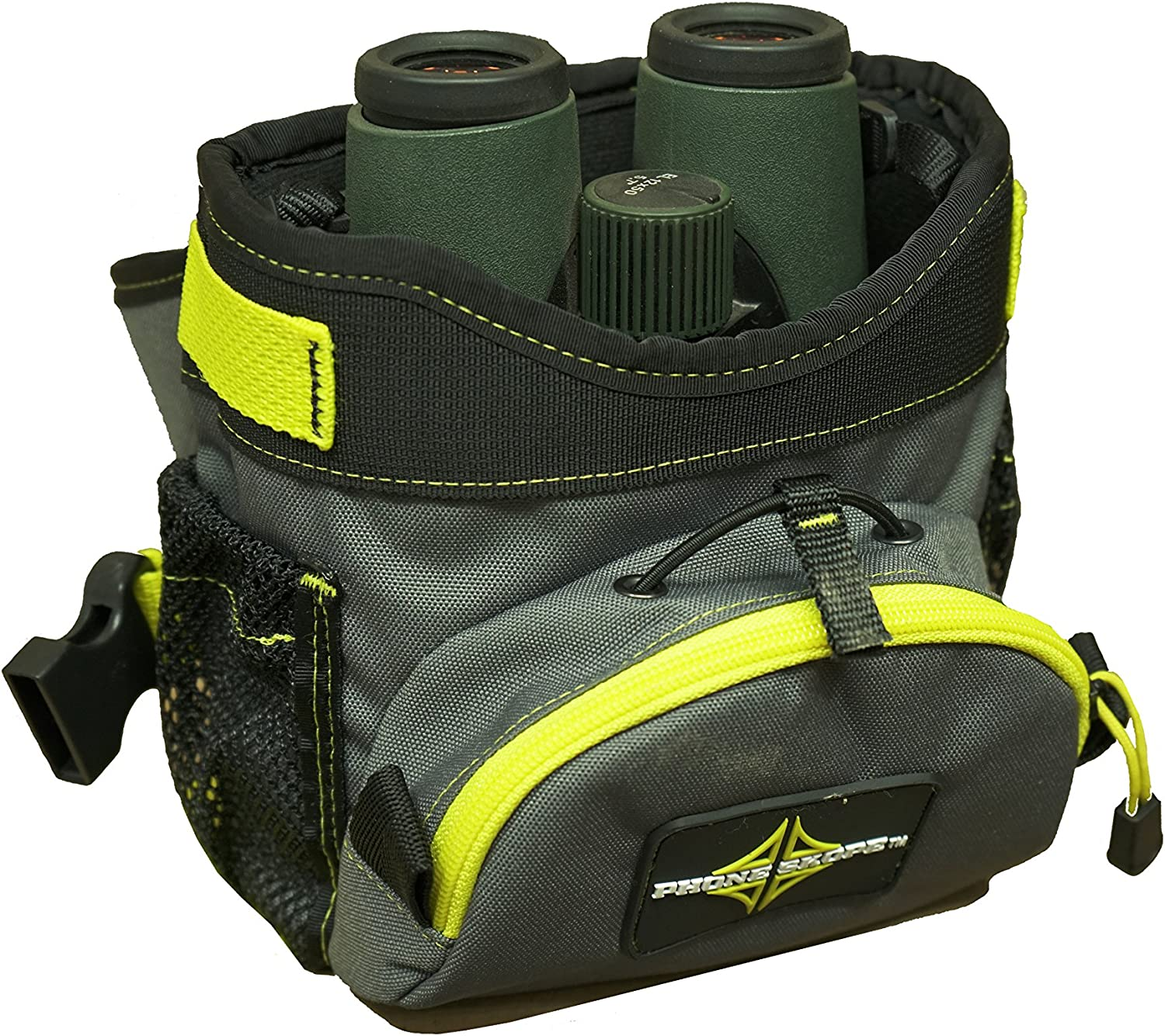 Phone Skope Binocular Chest Pack Cover for Hunting, Scouting, Bino Case and Shield