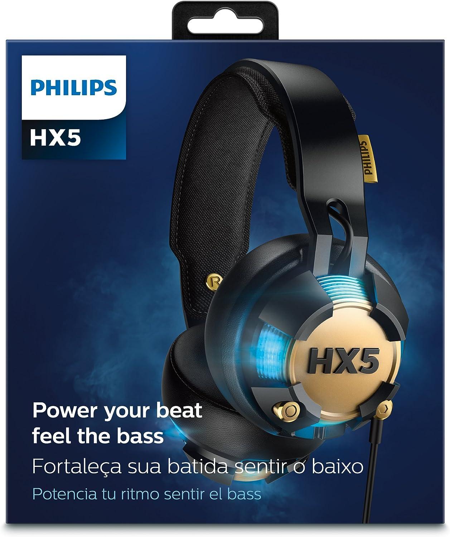 casque audio philips hx5