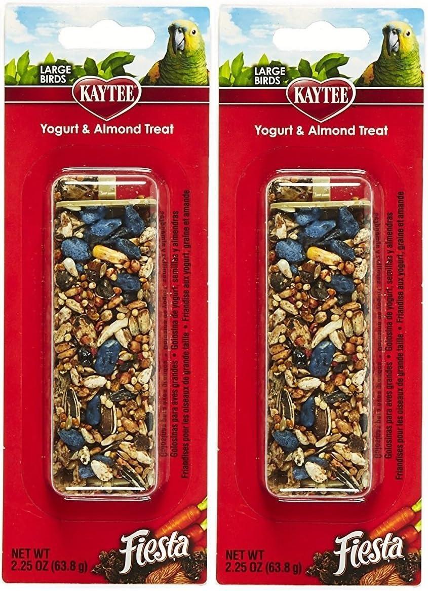 Kaytee Forti-Diet Honey Sticks Parrot Food 7 oz.
