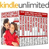 Unforgettable Christmas Dreams: Gifts of Joy (The Unforgettables Book 14)