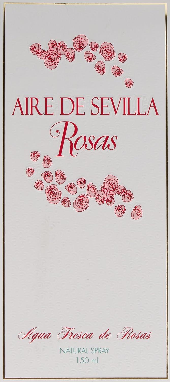 Aire de Sevilla Edición Rosas - Eau de Toilette 150 ml: Amazon.es: Belleza