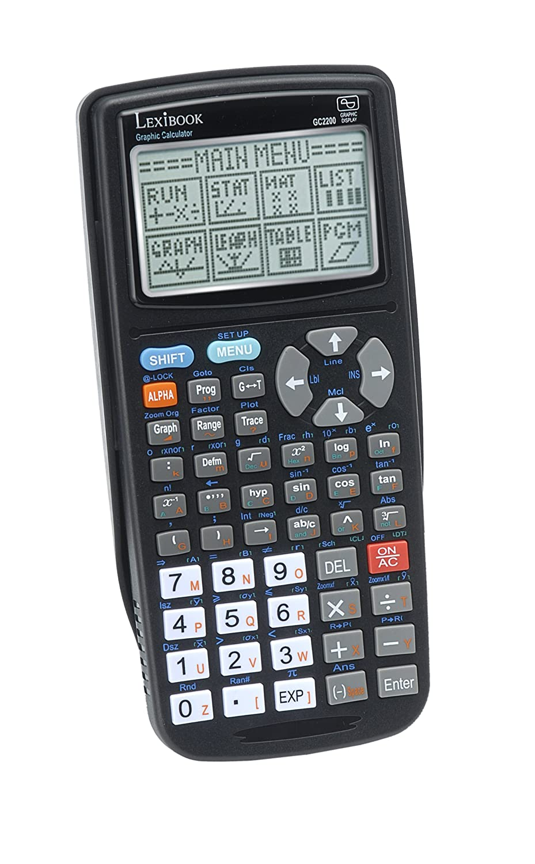 Lexibook Easy Menu Calcolatrice
