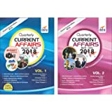 Half-Yearly Current Affairs - January to June 2018 for Competitive Exams (set of 2 Quaterlies)