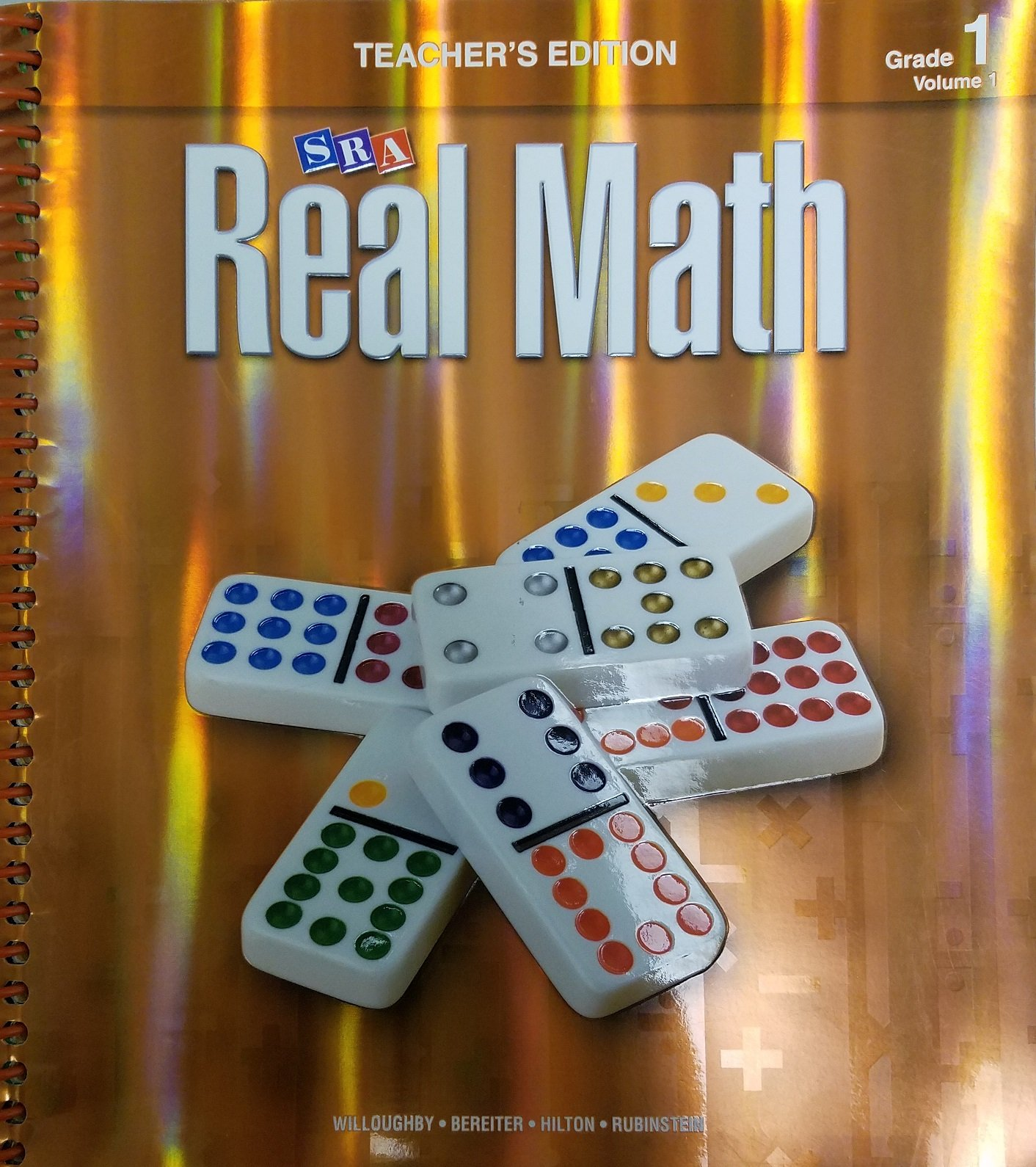 Read Online Real Math, Vol. 1: Grade 1, Teachers Edition pdf