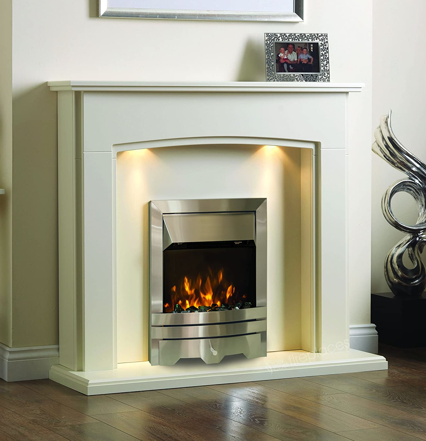 amazon co uk low cost fireplaces uk