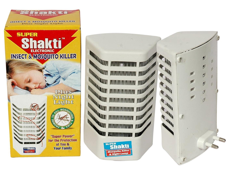 Shakti Super Electric Mosquito Killer Cum Night Lamp Bug Zapper Circuit Garden Outdoors