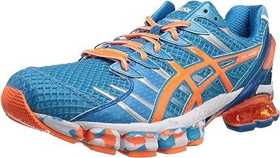 Asics 896242 Gel-Kinsei 4 - Zapatillas para Hombre, Talla 42, Multicolor, Color Azul, Talla 43 EU: Amazon.es: Zapatos y complementos