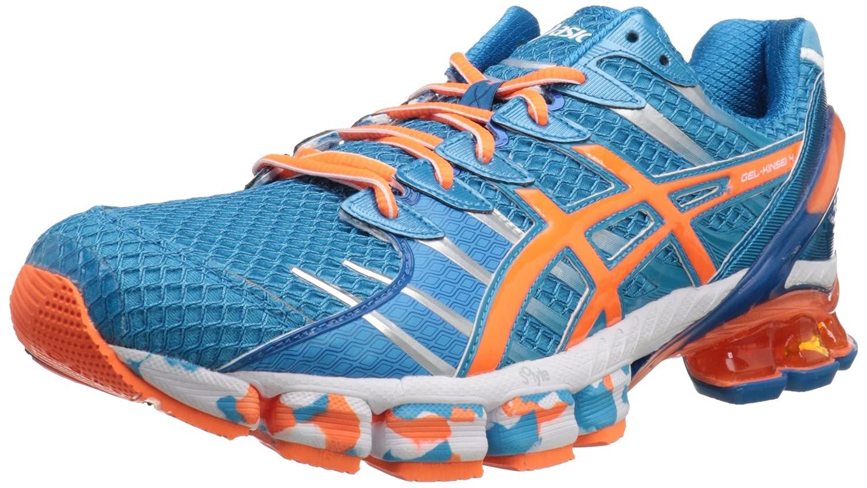 separation shoes cd7c3 53ce2 Asics Kinsei 4 Running Shoe  Amazon.co.uk  Shoes   Bags