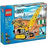 レゴ (LEGO) シティ 工事 クローラー・クレーン 7632
