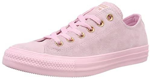 9ec11edaf26b Converse Unisex Adults  CTAS Ox Cherry Blossom Trainers  Amazon.co ...