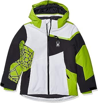 Spyder Active Sports Boys Challenger Ski Jacket
