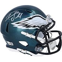 $67 » Darius Slay Philadelphia Eagles Autographed Riddell Speed Mini Helmet - Fanatics Authentic Certified