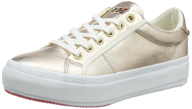 NAPAPIJRI Footwear Astrid, Zapatillas para Mujer 37 EU|Pink (Rose Gold)